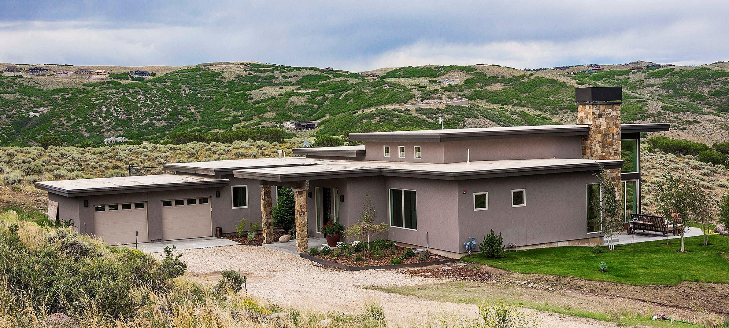 Bradford Broman Residence