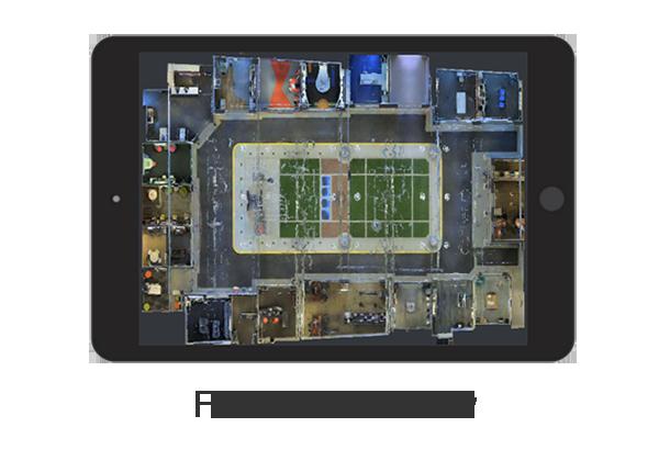PR3D Floor Plan View