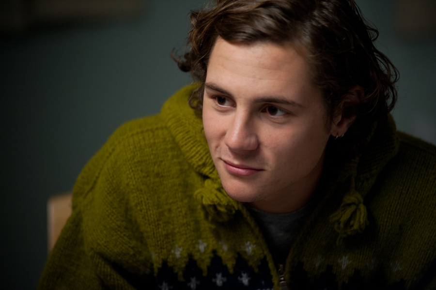 Augustus Prew (in Charlie St. Cloud above) will be one of the main characters in  Mamma Dallas  - image via  Google .