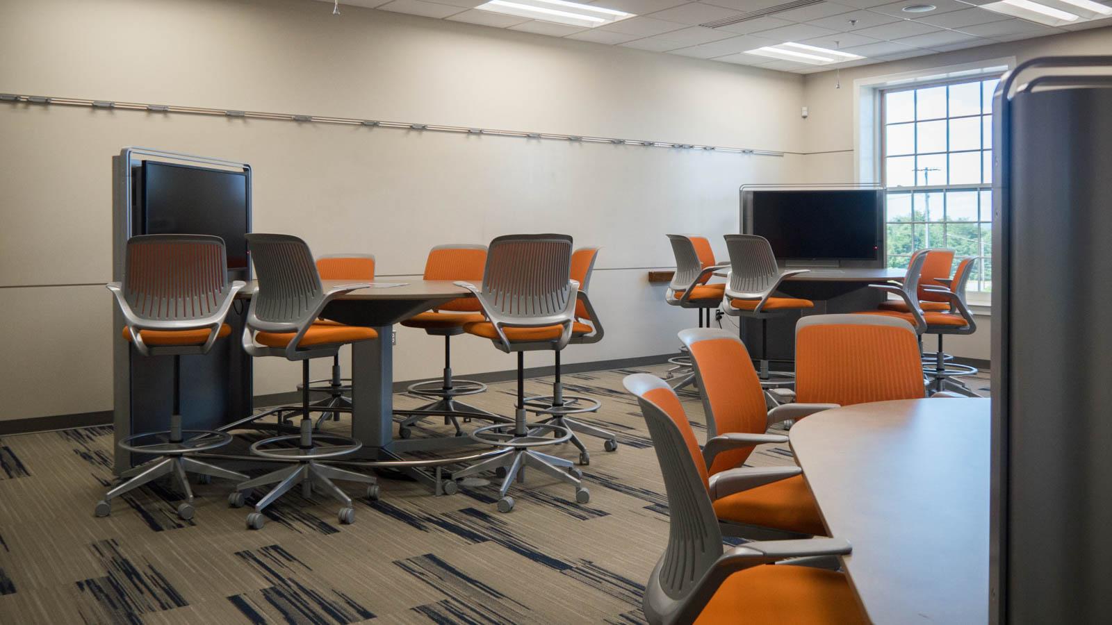 NCI classroom