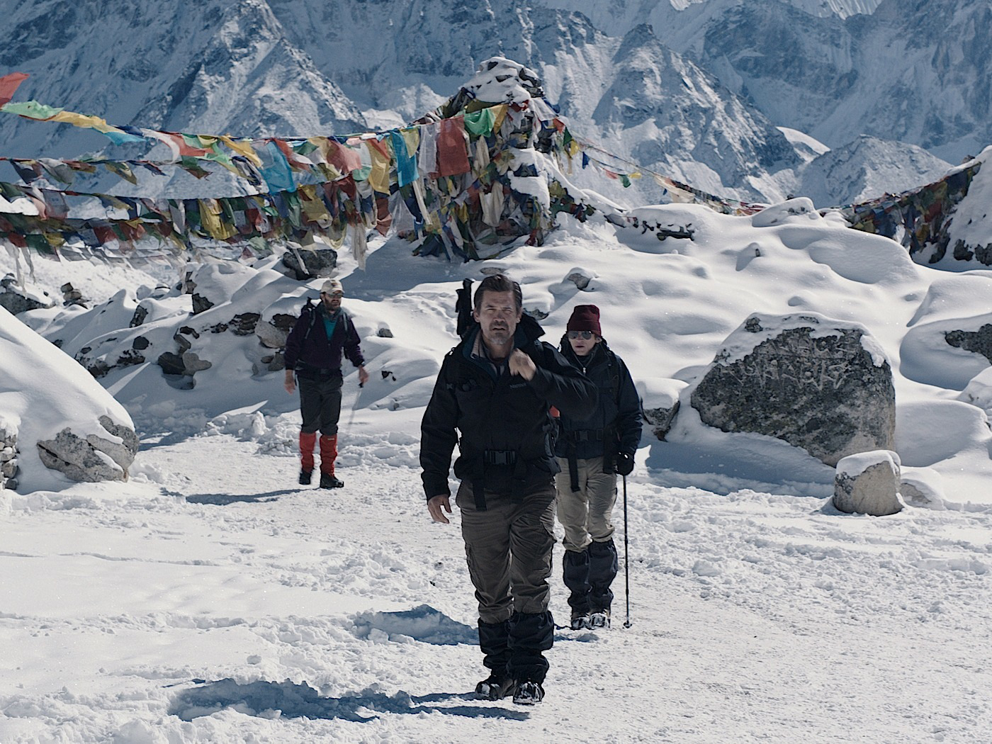 Josh Brolin in  Everest  - image via the  movie's official website .