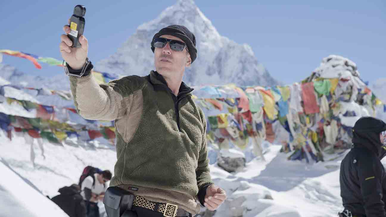 Salvatore Totino, director of photography for Everest - image via  Google .