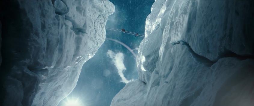 Screenshot from  Everest .
