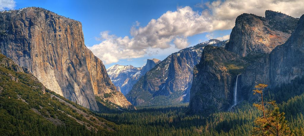 Among the many movies filmed at Yosemite National Park are Star Trek V: The Final Frontier, Monty Python and the Holy Grail, The Caine Mutiny, Maverick, Order of the Eagle,and the Ken Burns documentary  National Parks: America's Best Idea.