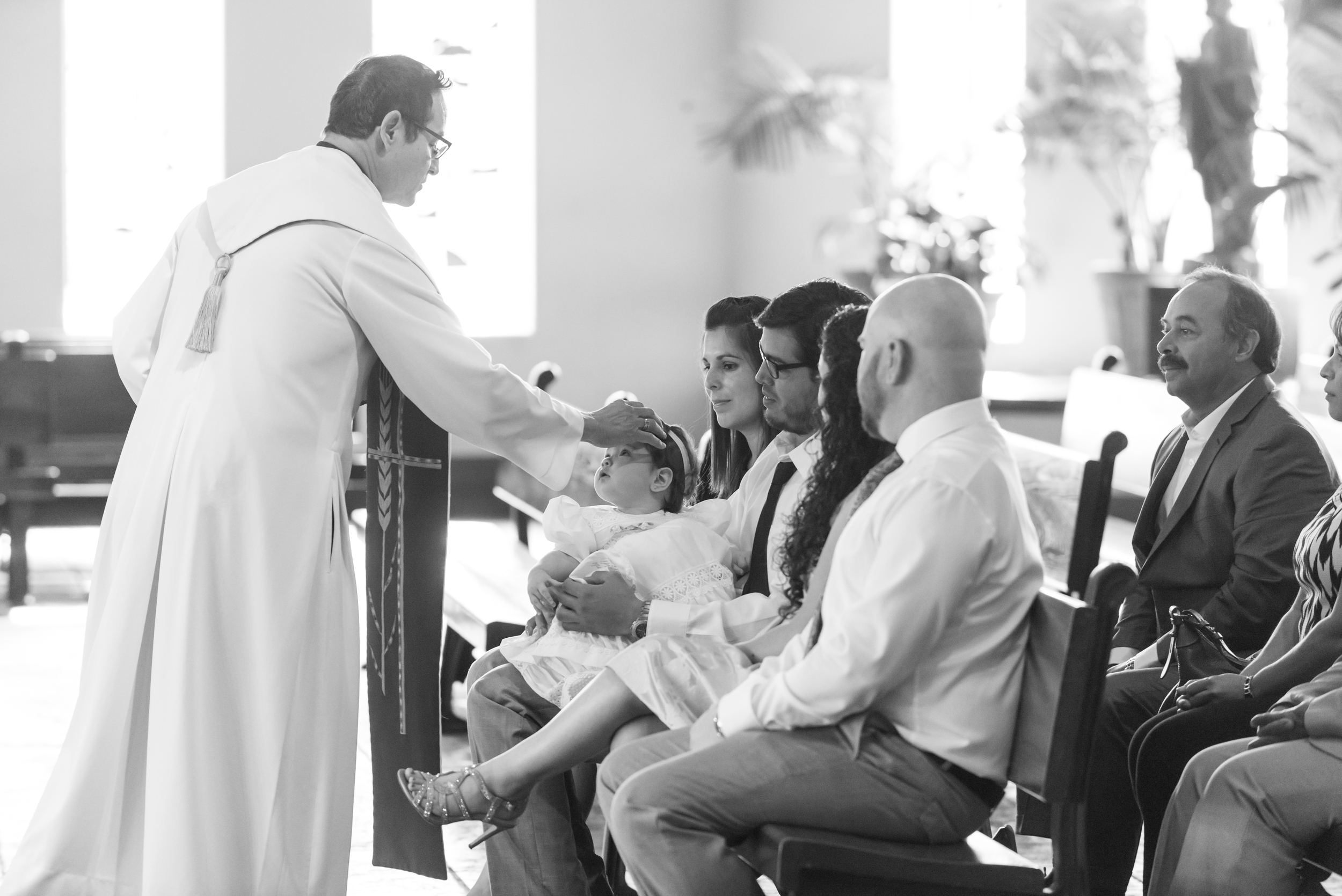 Yvette Gasca photographed my Little Girl's Baptism. The photos are outstanding. I will cherish them forever. Thank you Yvette! I will definitely use her again.    Jackie R.