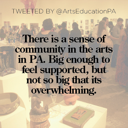 Artistic Rebuttal tweeted by @ArtsEducationPA