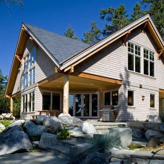 Summer Home on Blakely Island, Washington