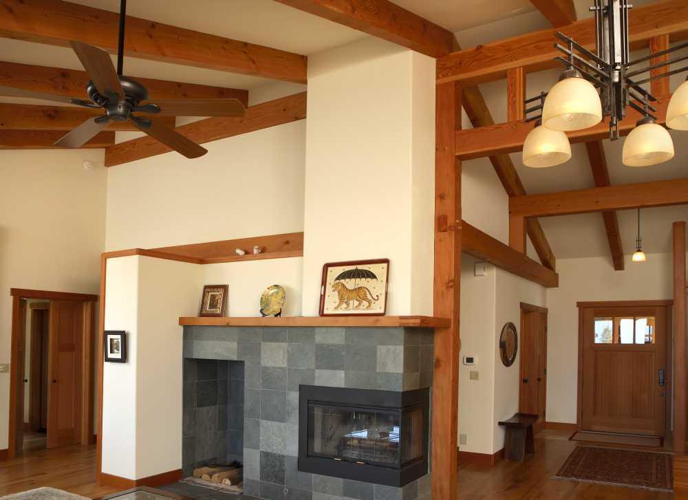 Bellingham Modern Suburban House - Interior