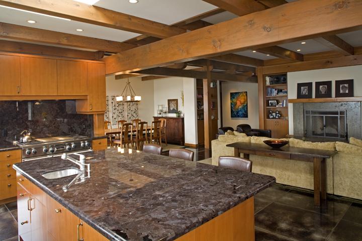 Bellingham Modern Home - Kitchen 2nd View