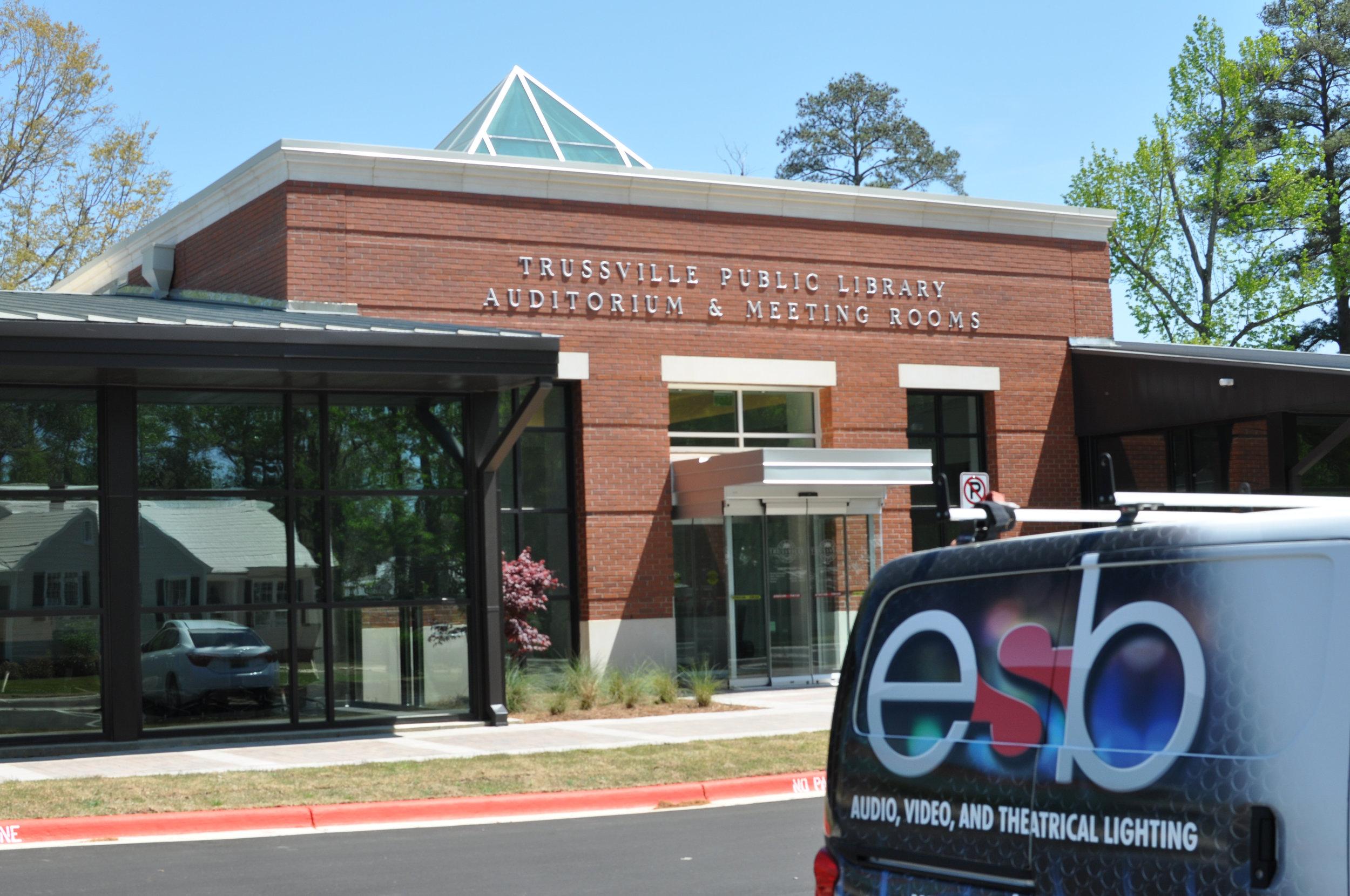Trussville Public Library - Trussville, AL