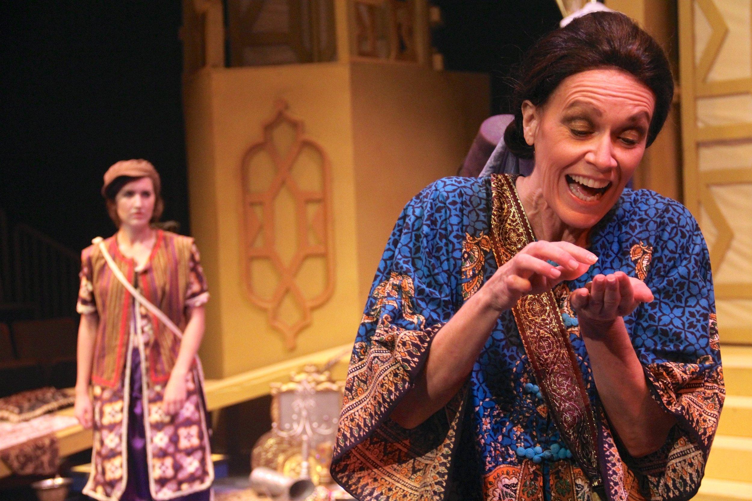 Aladdin. Circle Theatre