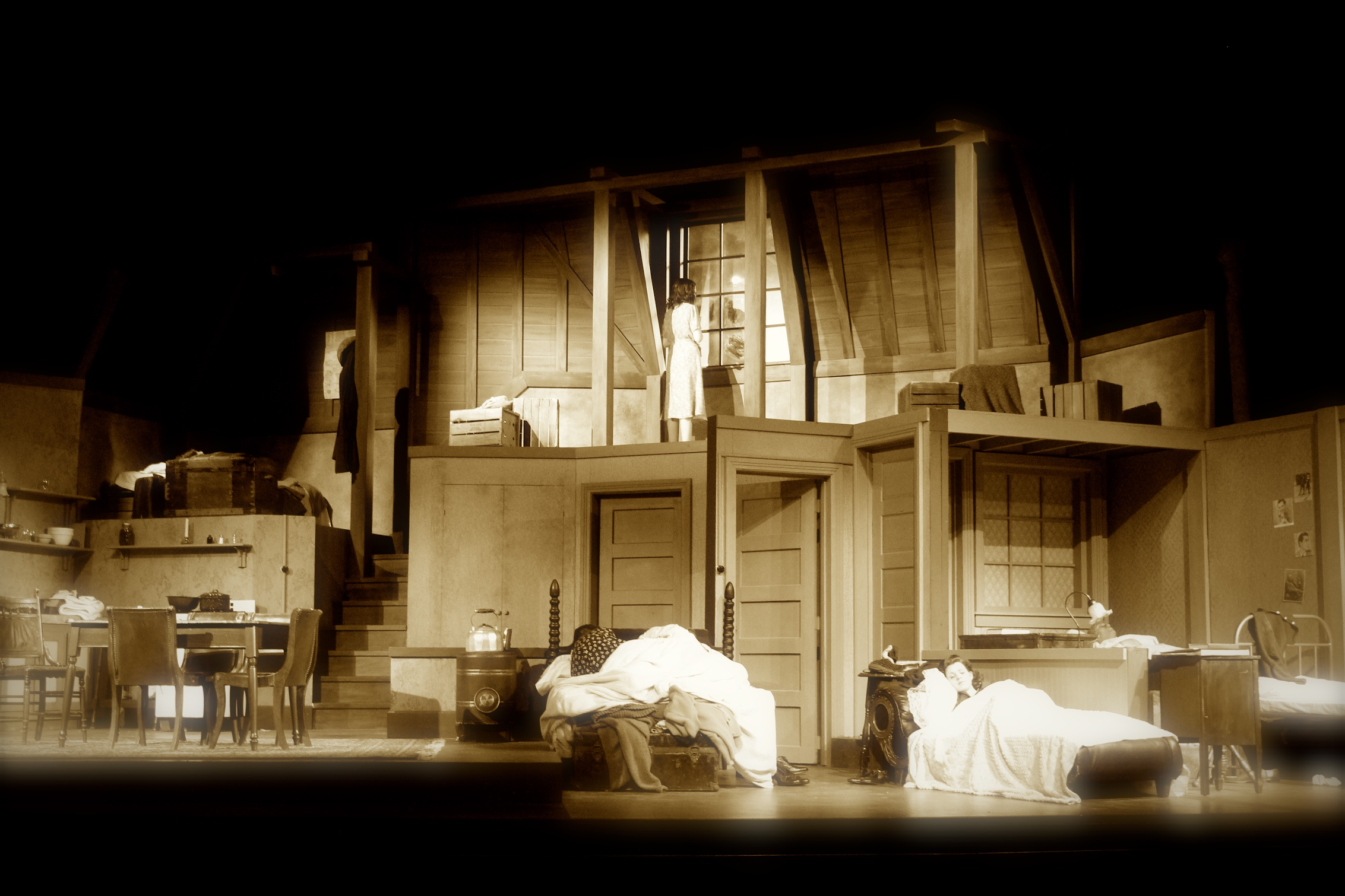 The Diary of Anne Frank, Civic Theatre