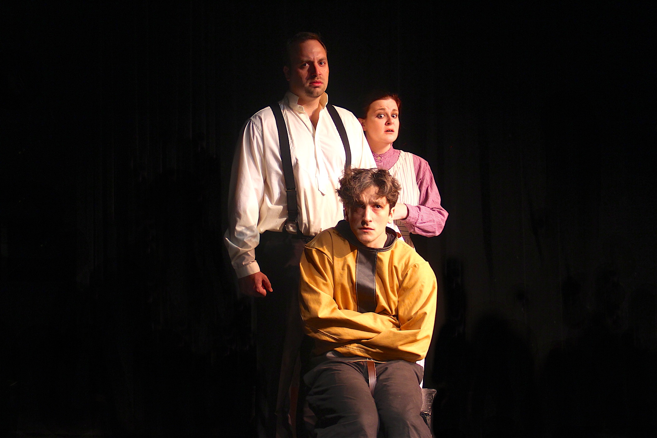 Sweeney Todd (publicity photo), Circle Theatre