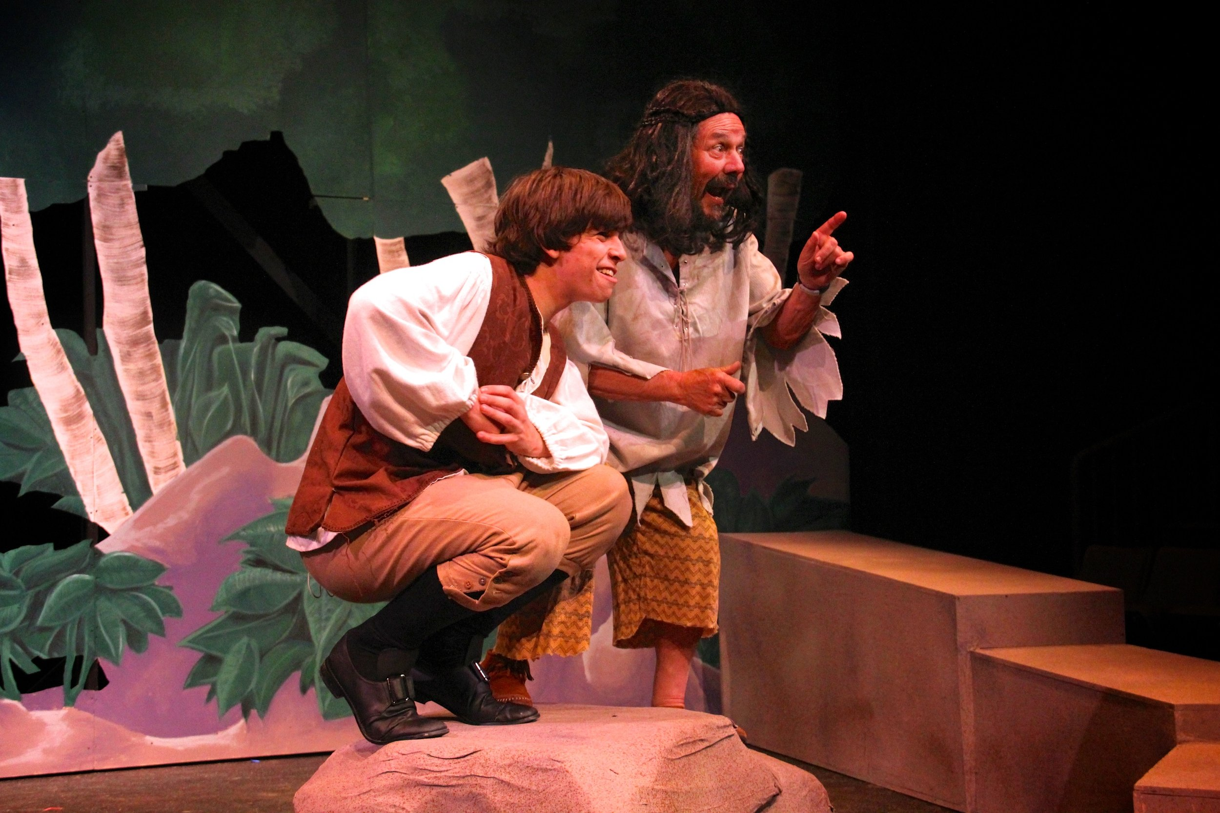 Treasure Island, Circle Theatre