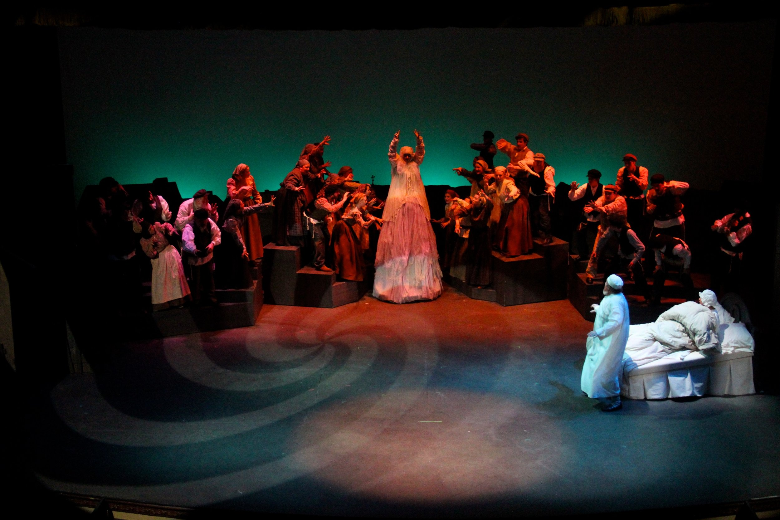 Fiddler On the Roof, Civic Theatre