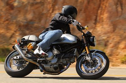 Elliot Riding the Dragon on his GT1000