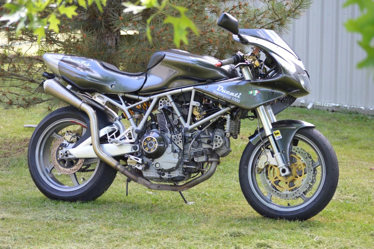 2003 Custom 1000SS by StradaFab