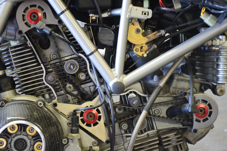 Strada 7 Anti Vibration Grip Covers for Ducati Multistrada 1000 DS 1000S DS