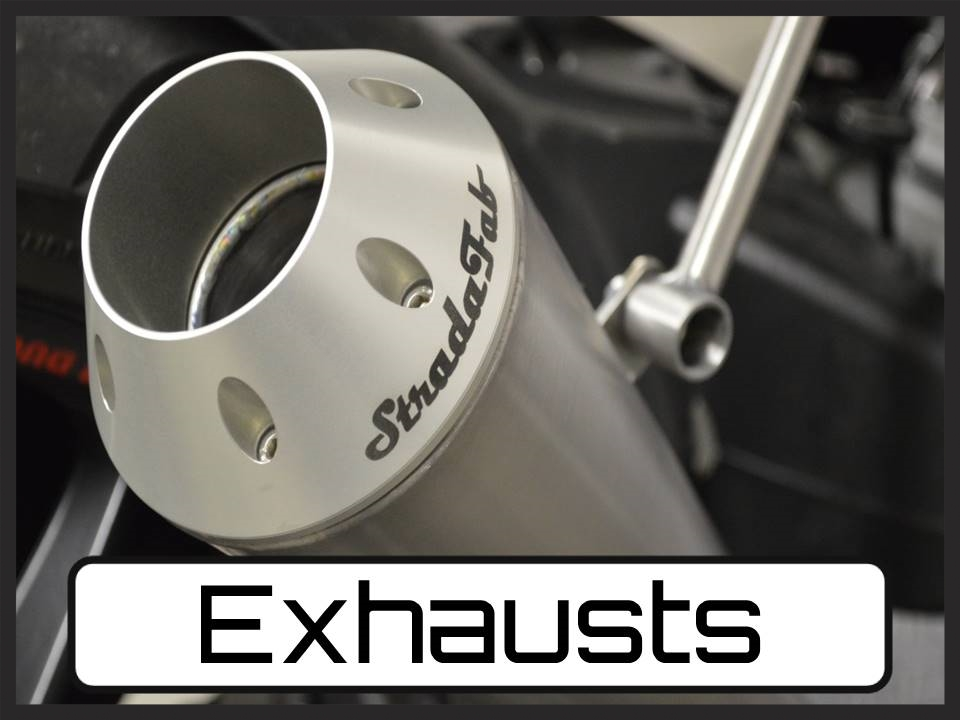 StradaFab Ducati Exhausts