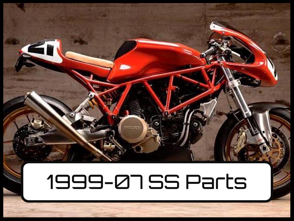 1999-07 SS Parts