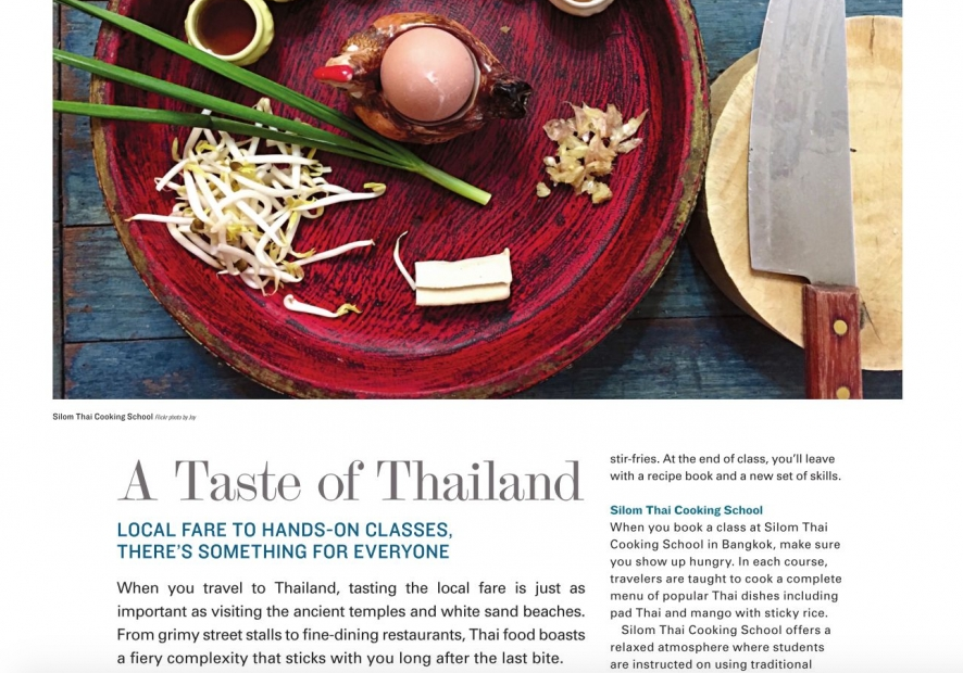 A Taste of Thailand | Los Angeles Times
