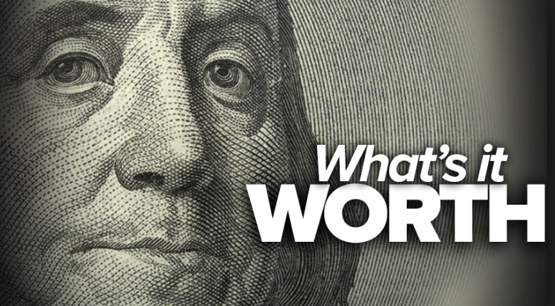 Ben Franklin- what's it worth?