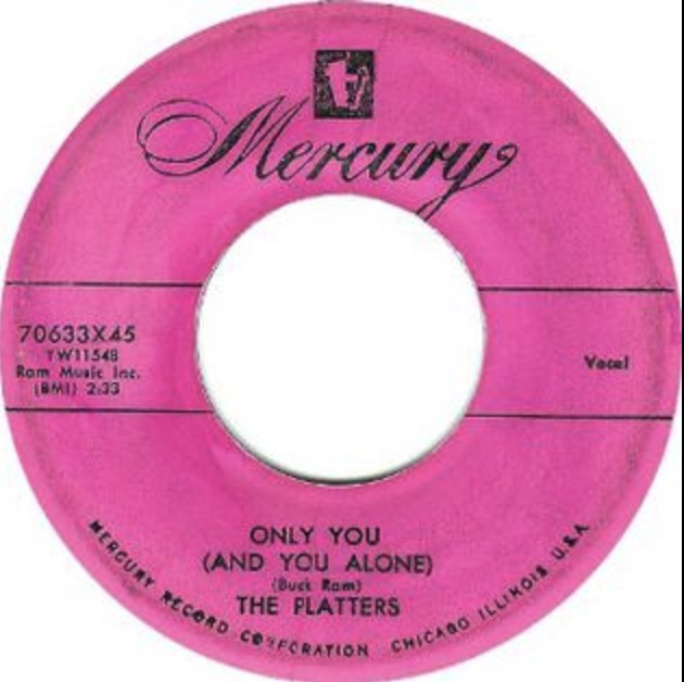 Only You - The Platters.jpg