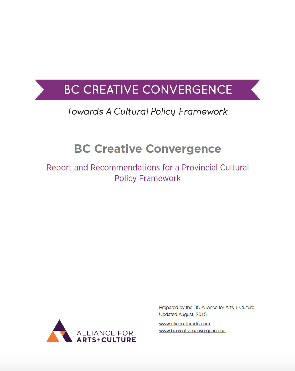 AAC BCCC Report