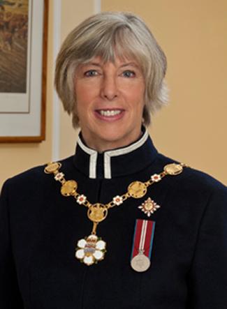 Lieutenant Governor Judith Guichon.