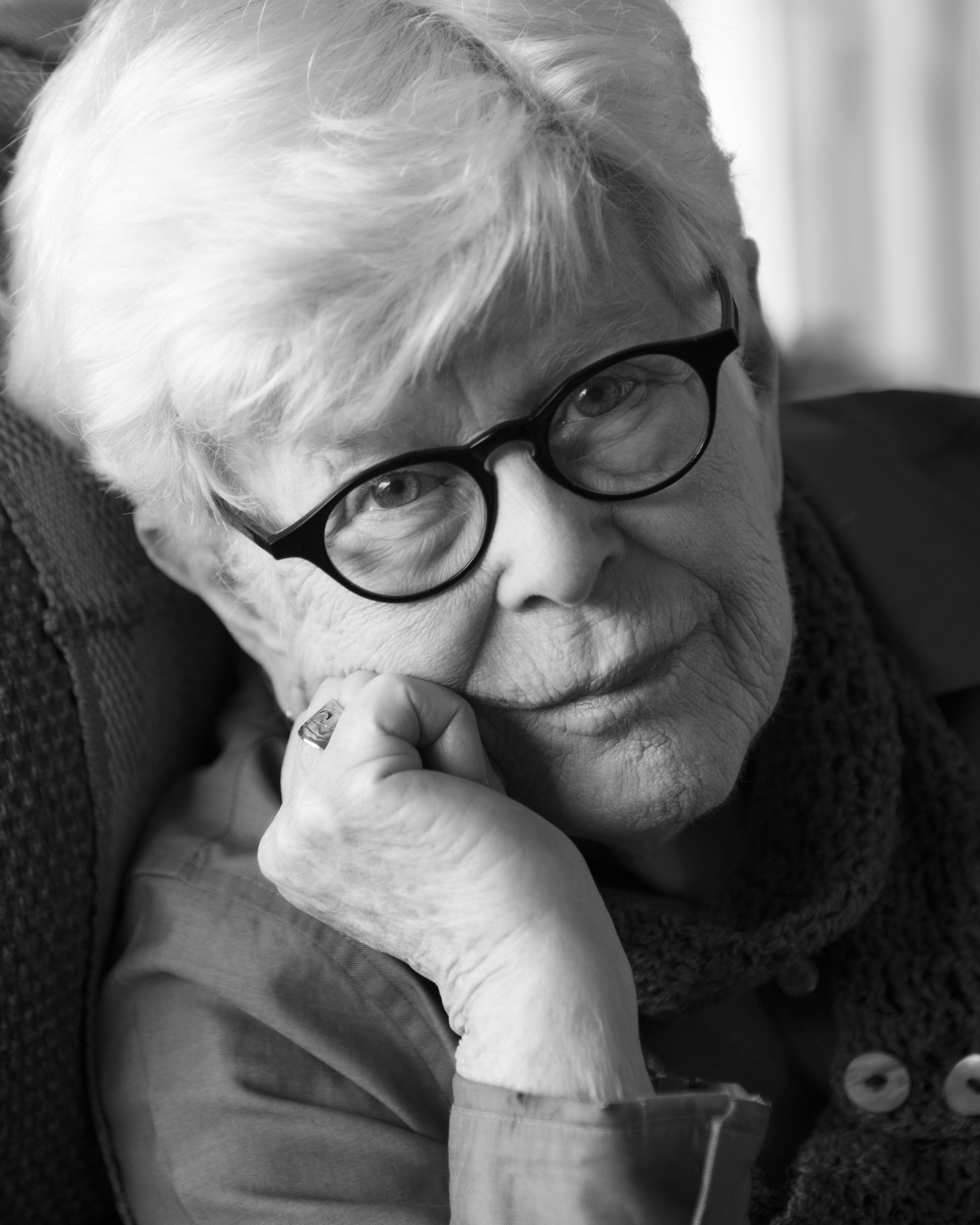 JOY COGHILL (1926-2017)