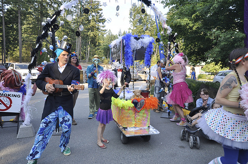 THE 2012 GABRIOLA THEATRE FESTIVAL | IMAGE: GABRIOLA ARTS COUNCIL