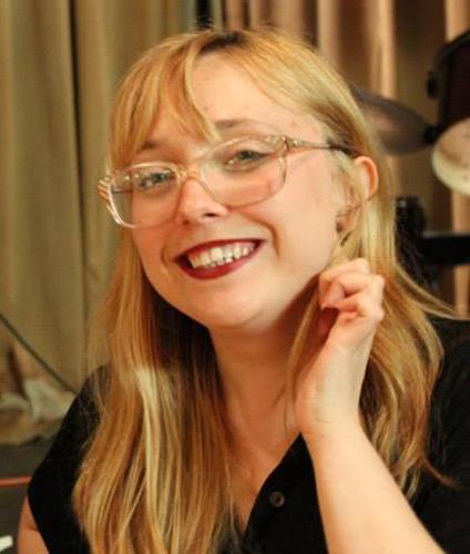 Selina Crammond.   Image: Bratislava International Film Festival.