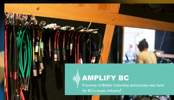 AMPLIFY BC will shine a light on the many artists and industry professionals working throughout the province to support their growth. The fund will also benefit B.C. tourism, arts and creative industries and small business development.