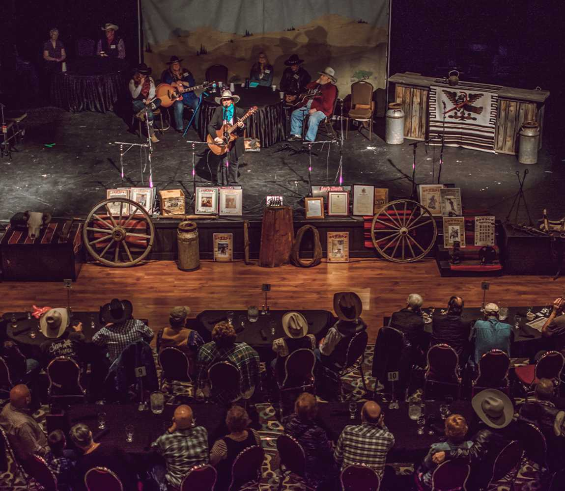 The Kamloops Cowboy Festival. | Image: Mary Putnam.