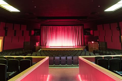 The Civic Theatre. | Image: BC Musician Magazine.