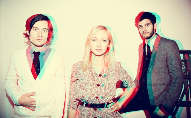 Indie pop trio Hey Ocean! are among the revellers ringing in 60 years of the Vancouver Maritime Museum.   Image: Hey Ocean!