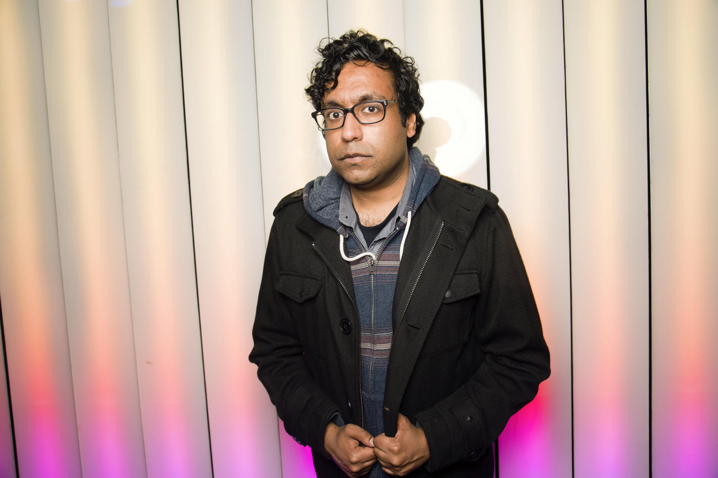 Hari Kondabolu is among the artists on showcase at the Indian Summer Festival.
