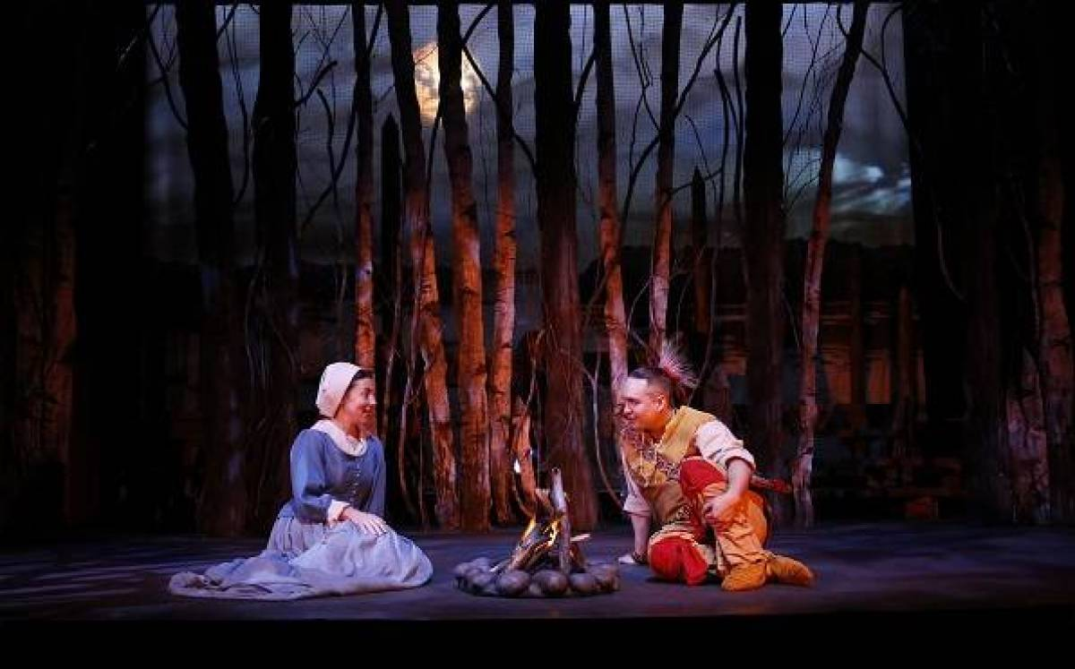 Les Filles du Roi  won four awards in the Small Theatre Category. | Image: Tim Matheson.