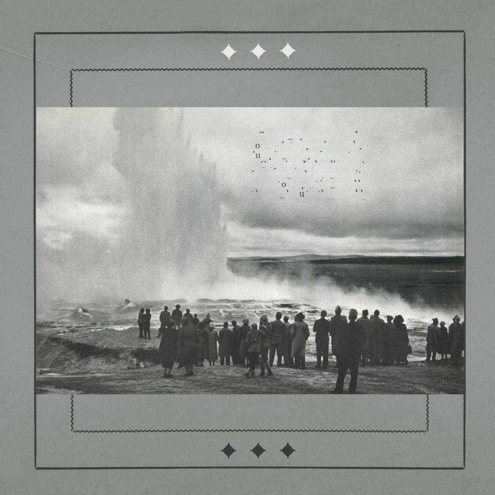 Swift River, Run ; 2015, digital collage - album artwork