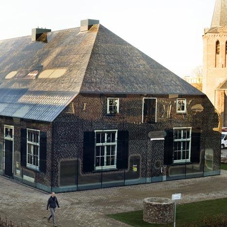 Glass Farm by MVRDV (Photo from Dezeen.com)