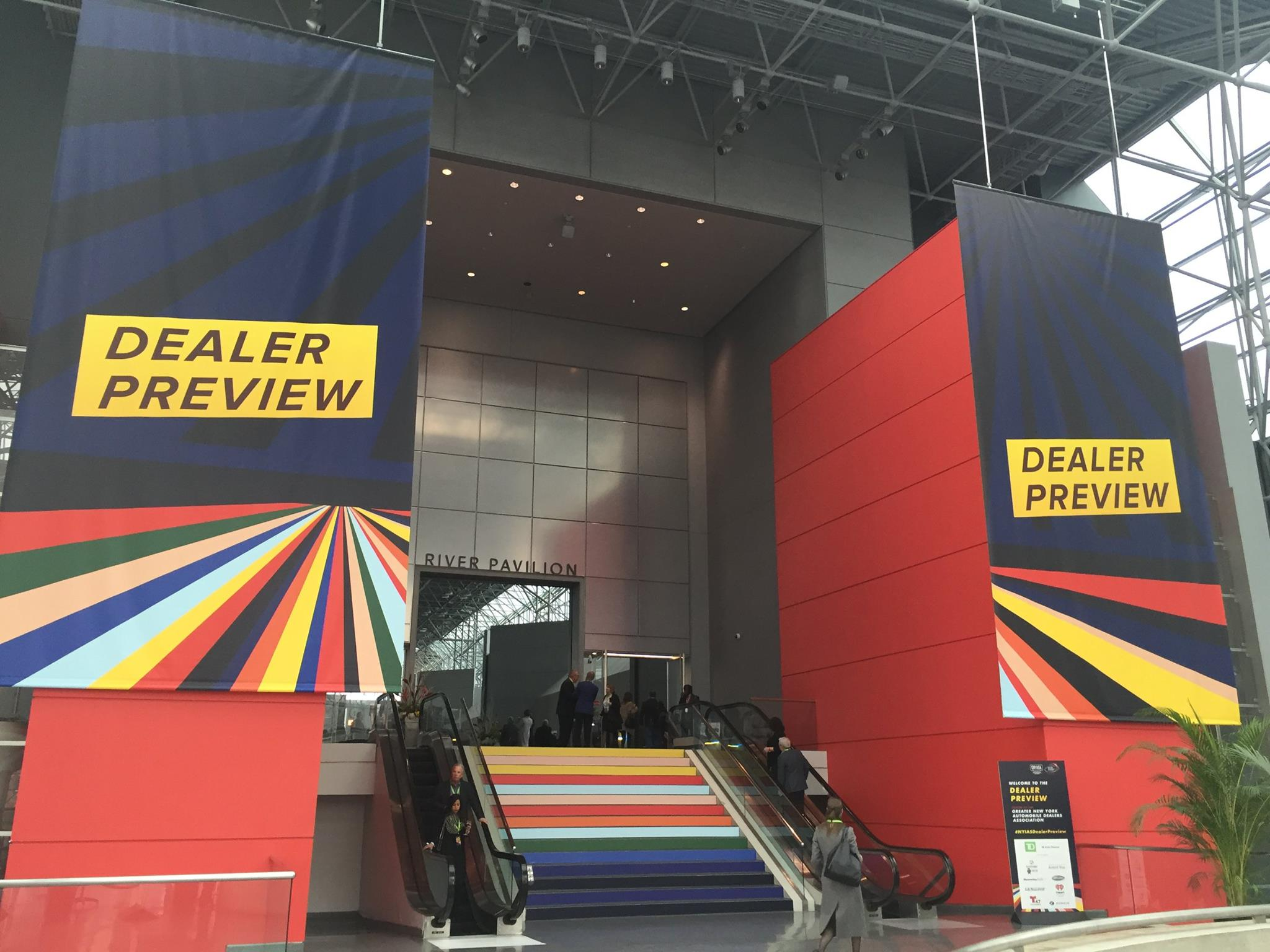 2016 New York International Auto Show. Projects included, Save the Date, Invitation, Large scale signage and decor.