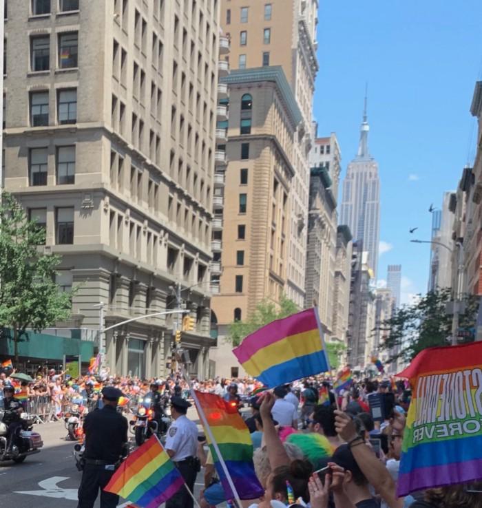 World Pride 2019 — New York City Pride Parade