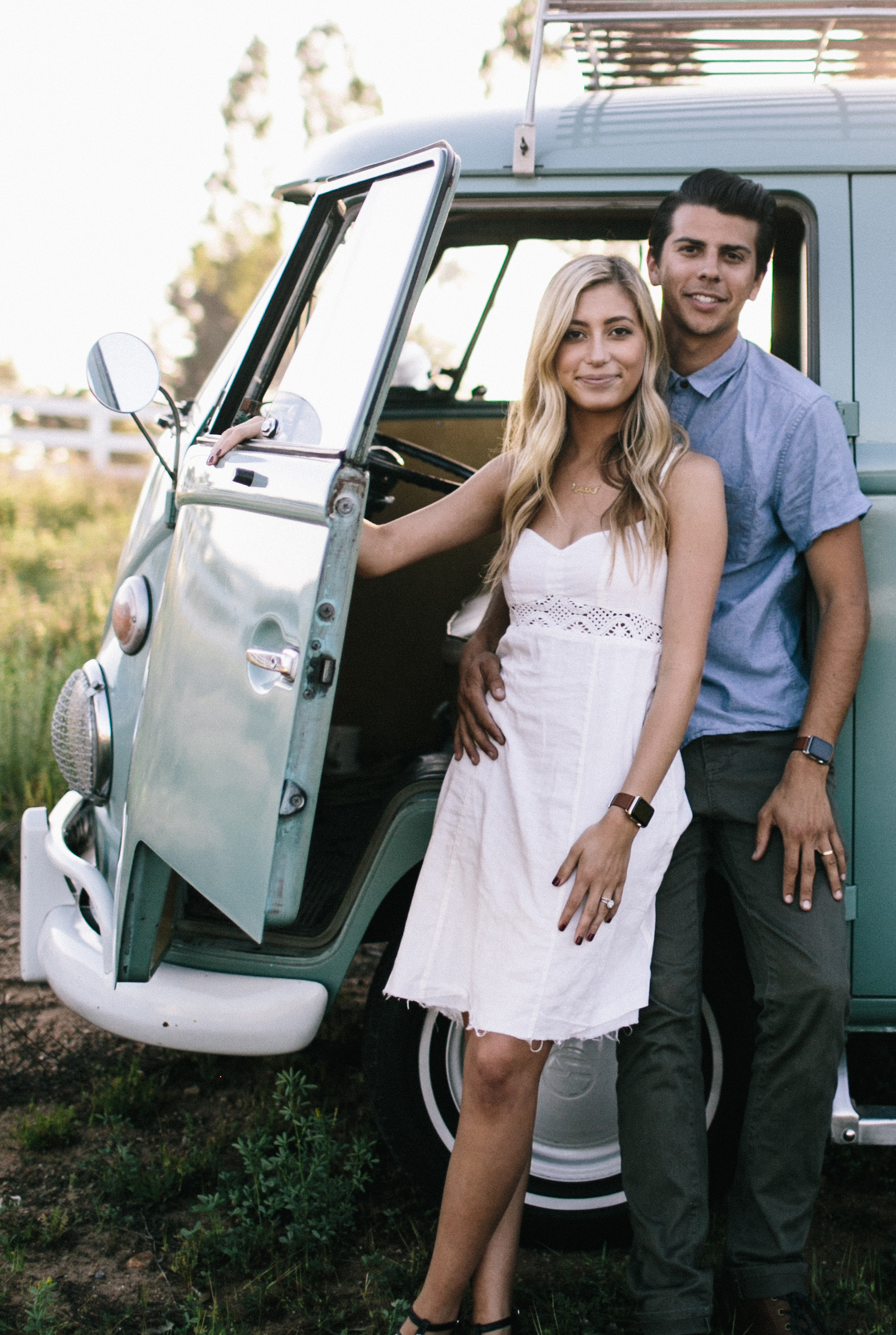Nick and Scout founded The Photo Bus and continue to own and operate their boutique booths in the Southern California area. If your planing on booking the bus for your event expect this couple to be joining you as well. Hailing from Encinitas, CA they continue to attend each and every event, from exclusive Coachella afterparties to your wedding day.