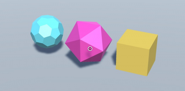3D Objects -
