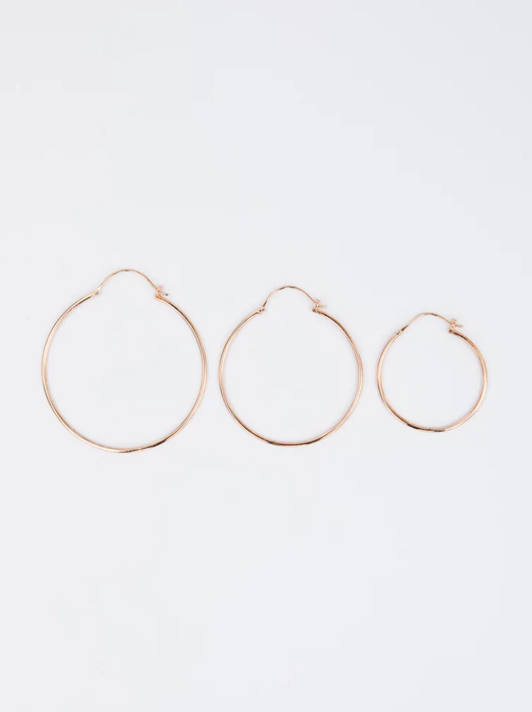 Hoop Earrings, from CHF 89