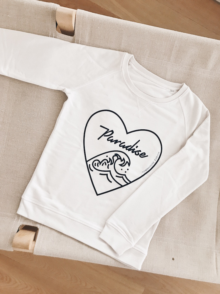 Paradise Sweatshirt, CHF 89