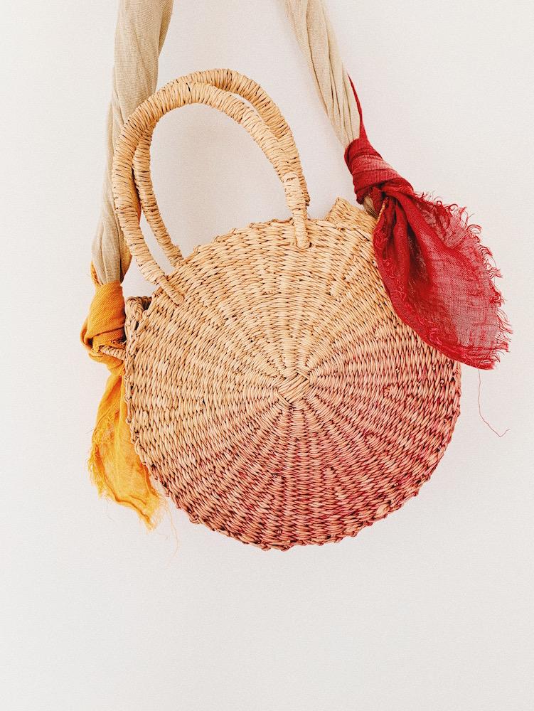 Round Basket, CHF 180