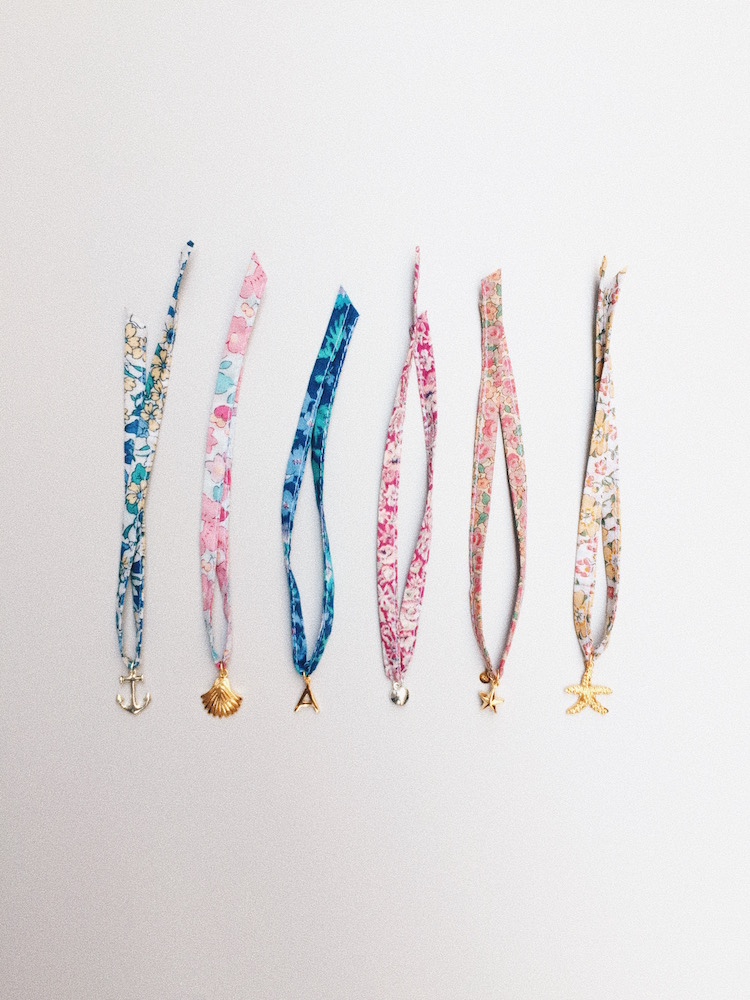 Liberty of London Bracelets, CHF 10 + Charm