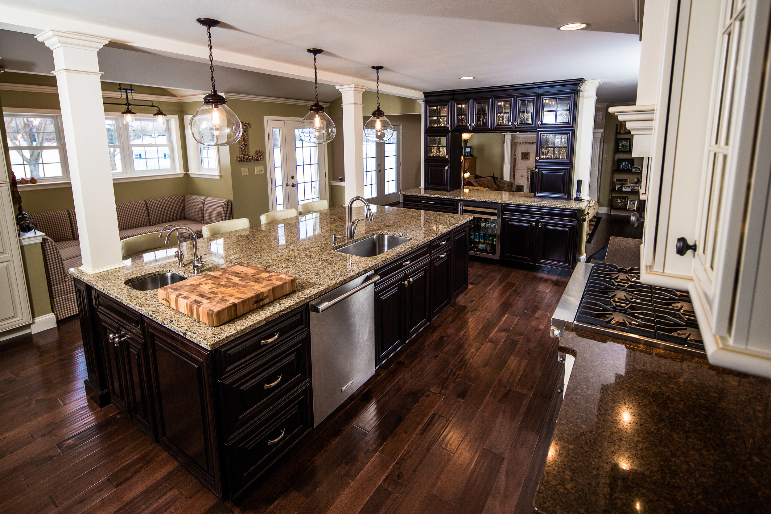 Morgantown Kitchen | Laundry Room Addition & Remodel