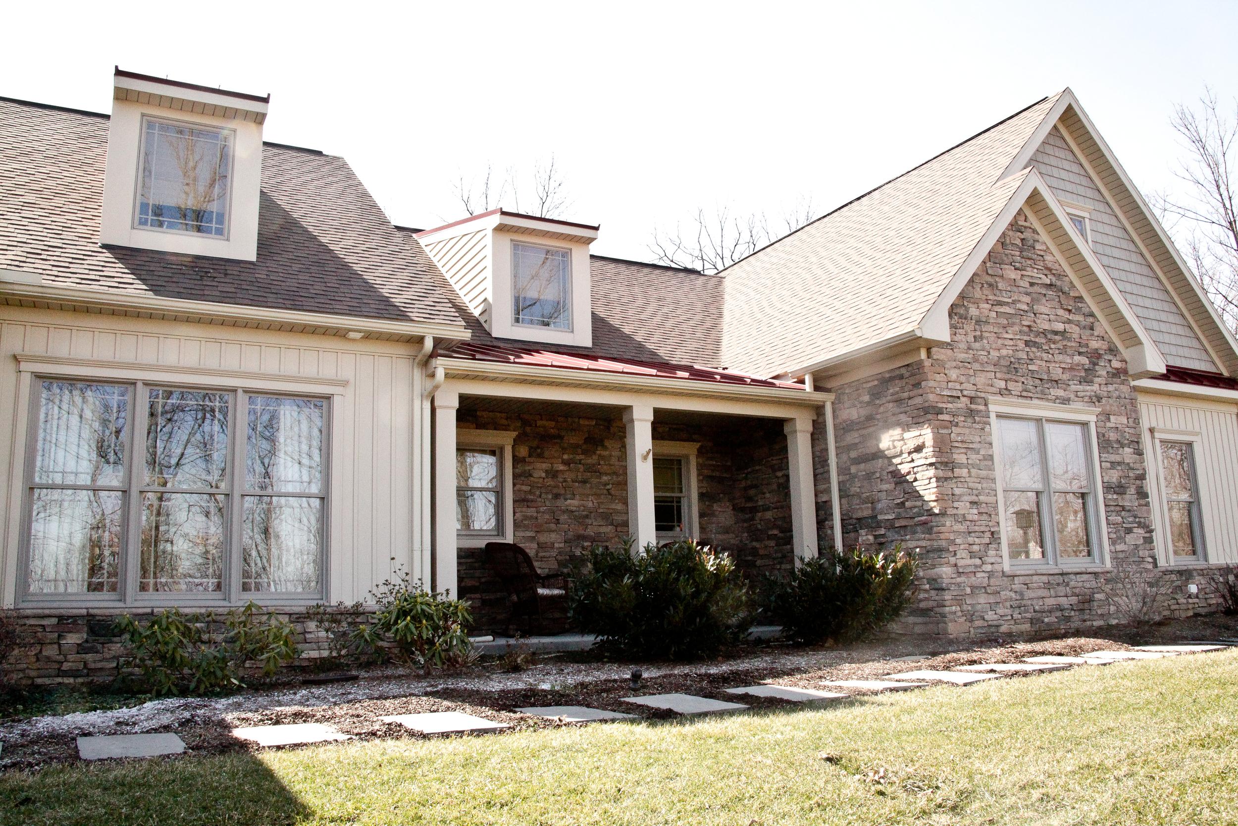 Morgantown Custom Home